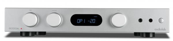 audiolab 6000A Vollverstärker mit DAC und Phono MM Eingang