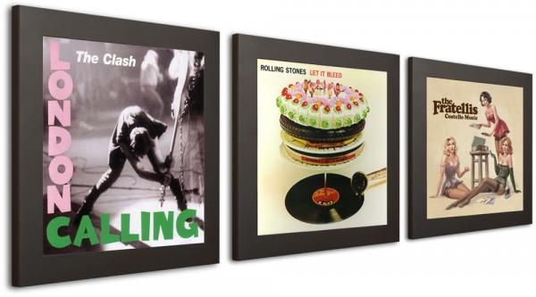 Art Vinyl ( Set mit drei Stück )