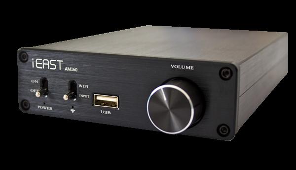 iEAST AM160 Streaming Client mit Verstärker