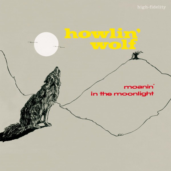 Howlin Wolf - Moanin´In The Moonlight + 4 Bonus Tracks (180g Vinyl)