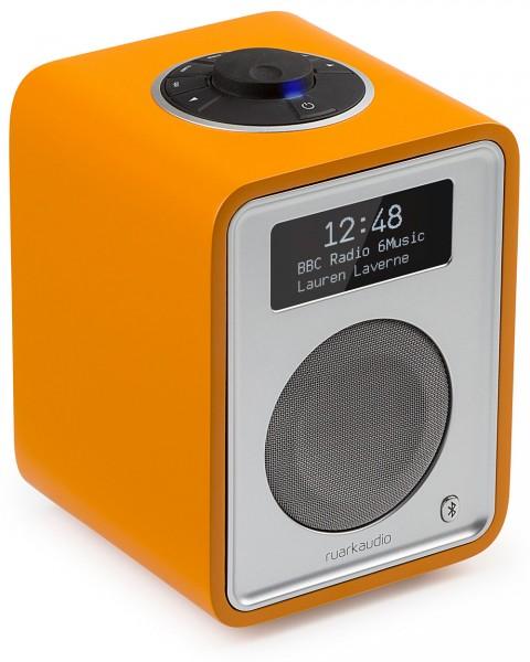 Ruark Audio R1 MKIII Burnt Saffron Limited Edition