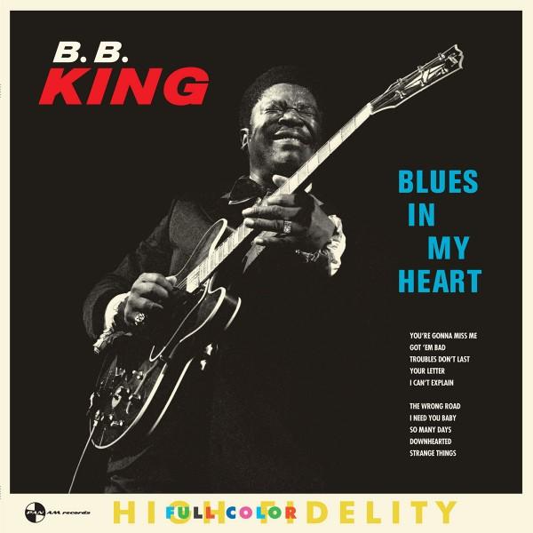 B.B. King - Blues In My Heart + 2 Bonus Tracks