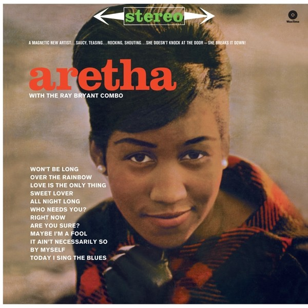 Aretha Franklin - With The Ray Bryant Combo (Ltd. Edt. 180g Vinyl)