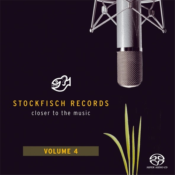 STOCKFISCH - Closer To The Music Vol.4 (SACD Hybrid)