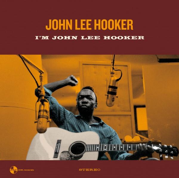 John Lee Hooker - I´m John Lee Hooker + 2 Bonus Tracks (Ltd. Edt. 180g Vinyl)