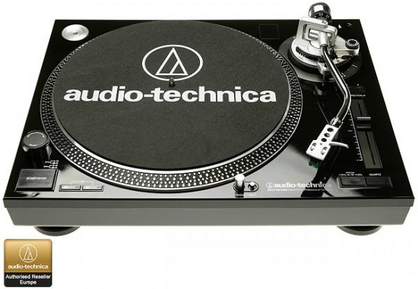 Audio Technica AT-LP 120USBHC BK