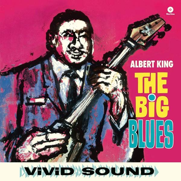 King Albert - The Big Blues + 2 Bonus Tracks (Ltd.180g Vinyl)