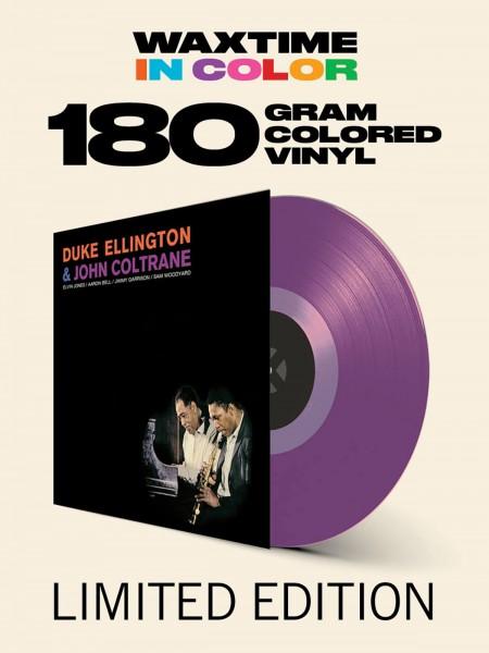 Duke Ellington & John Coltrane - Transparent Purple Vinyl Edition