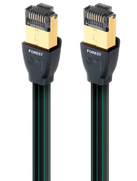 audioquest RJ/E Forest Netzwerk Kabel (Ethernet)