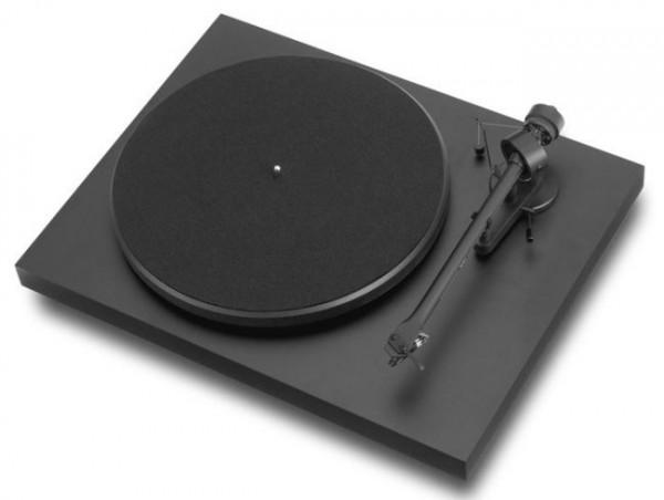Pro-Ject Debut III (MM-Tonabnehmer Ortofon OM 5E)