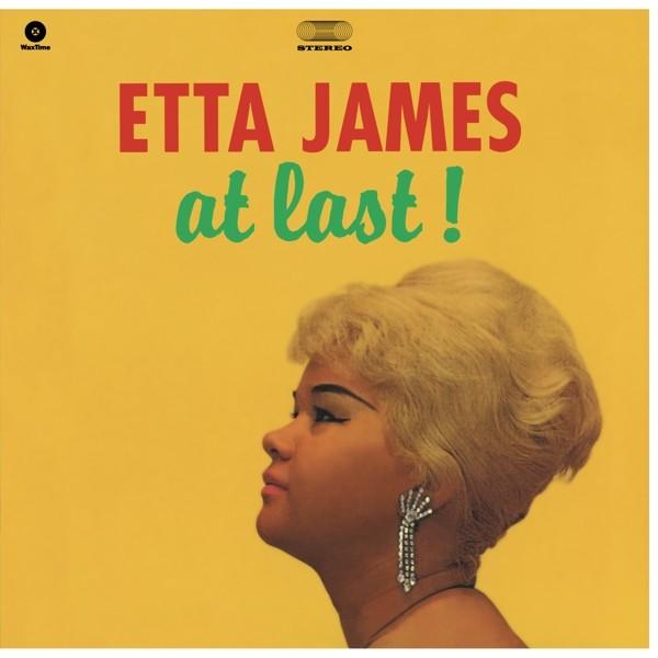 Etta James - At Last! (Ltd. Edt. 180g Vinyl)