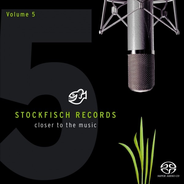STOCKFISCH - Closer To The Music Vol.5 (SACD Hybrid)