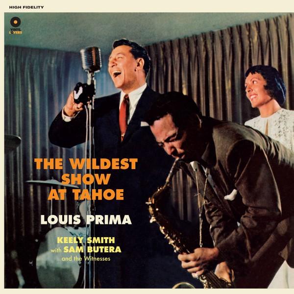 Louis Prima - The Wildest Show At Tahoe (Ltd. 180g Vinyl)